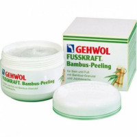 Gehwol бамбо пилинг fusskraft soft feet scrub