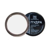 акриловая пудра №18 белая (8 гр) tnl