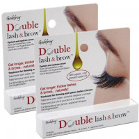 Godefroy double lash and brow oil масло