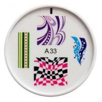 Enas, штапм для дизайна а33