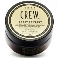 American crew пудра boost powder для объема