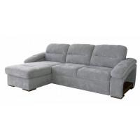 Угловой диван кровать Рокси 1 Энерджи грей