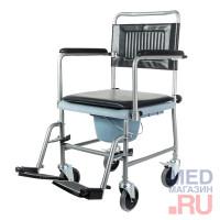 Инвалидная кресло каталка с туалетным устройством 5019W2P