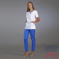 Костюм медицинский жен. М 180 ткань Тиси