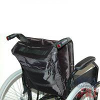 Сумка для инвалидной кресло коляски или кресло