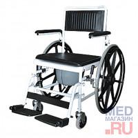 Инвалидная кресло каталка инвалидная с туалетным устройством