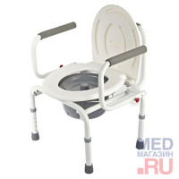 Кресло туалет WC DeLux