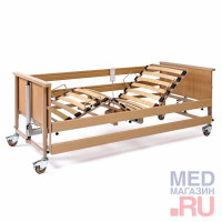 Кровать медицинская функциональная с электроприводом Economic II