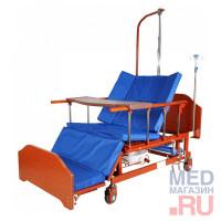 Кровать функциональная медицинская механическая арт. Е 45А