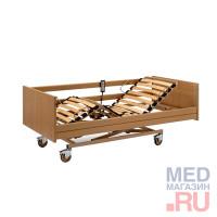 Кровать многофункциональная с электроприводом Westfalia III (Burmeier)