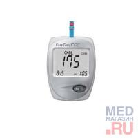 Портативный анализатор глюкозы и холестерина EasyTouch GC