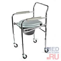 Кресло туалет на колесах WC Mobail