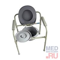 Кресло туалет компактный 10580