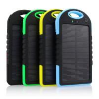 Solar Power Bank 5000
