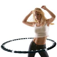 Массажный обруч хулахуп Acu Hoop Pro (Hoop Double