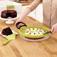 Нож для быстрой и точной резки тортов