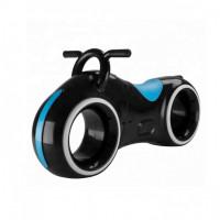 Беговел Tron Bike, черный синий