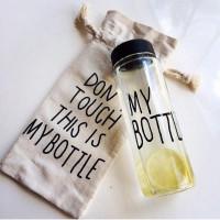 Популярная бутылка My Bottle