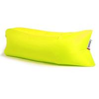 Надувной диван Биван   гамак Ламзак, лимонный
