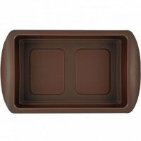 Форма для выпечки RONDELL прямоугольная Mocco&Latte RDF 446