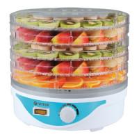 Сушилка для овощей и фруктов Vitek 5055(W),