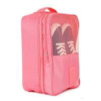 Органайзер для обуви Beilian Travel, розовый