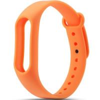 Браслет для фитнес трекера, оранжевый