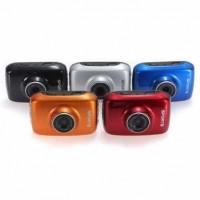 Экшн камера сенсорная G260, серебро