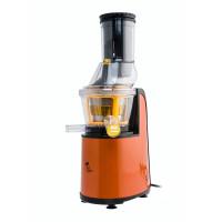 Шнековая соковыжималка Kitfort 1102 КТ, оранжевая