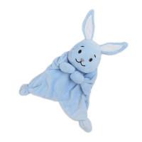 Обнимашка комфортёр для новорожданных, голубой