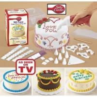 Набор для украшения тортов Betty