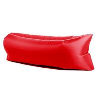 Надувной диван Биван   гамак Ламзак, красный