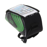 Велосипедная сумка на раму под смартфон