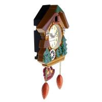 Часы настенные с кукушкой, детские