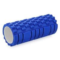 Валик для фитнеса   Туба, синий