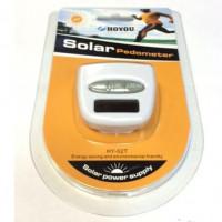 Шагомер на солнечной батарее