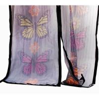 Москитная сетка с бабочками   Magic