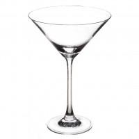 Набор бокалов для мартини 280 мл, хрустальное