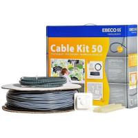 Нагревательный кабель 8 м<sup>2</sup> Ebeco