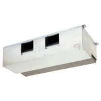 Мощный канальный кондиционер с подмесом свежего воздуха