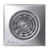 Вытяжной вентилятор в серебре Soler & Palau