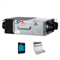 Приточно вытяжная вентиляционная установка с фильтрацией Cooper&Hunter