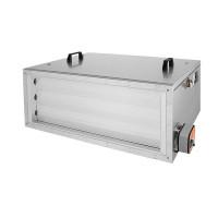 Компактная приточная установка с водонагревателем Ruck