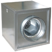 Центробежный вентилятор дымоудаления Systemair