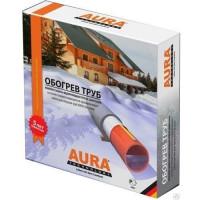 Обогрев труб 10 м Aura