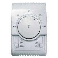 Индивидуальный проводной термостат для управления канальными двухтрубными