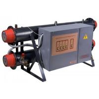 Промышленный электрический проточный водонагреватель Эван