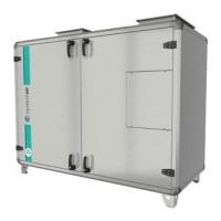 Приточно вытяжная установка с водяным калорифером Systemair