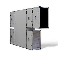 Приточно вытяжная установка с рекуперацией тепла