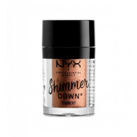 NYX PROFESSIONAL MAKEUP Пигменты Shimmer Down Pigment